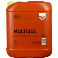 Rocol Multisol 5L Water Mix Cutting Fluid